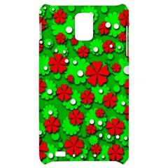 Xmas flowers Samsung Infuse 4G Hardshell Case