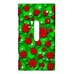 Xmas flowers Nokia Lumia 920