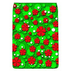 Xmas flowers Flap Covers (L)