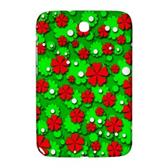 Xmas flowers Samsung Galaxy Note 8.0 N5100 Hardshell Case