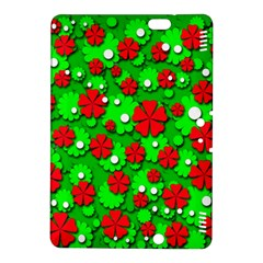 Xmas flowers Kindle Fire HDX 8.9  Hardshell Case