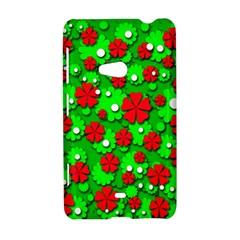 Xmas flowers Nokia Lumia 625