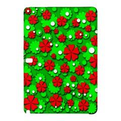Xmas flowers Samsung Galaxy Tab Pro 12.2 Hardshell Case