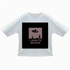 I Juan To Believe Ugly Holiday Christmas Black Background Infant/Toddler T-Shirts