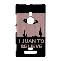 I Juan To Believe Ugly Holiday Christmas Black Background Nokia Lumia 925