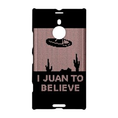 I Juan To Believe Ugly Holiday Christmas Black Background Nokia Lumia 1520