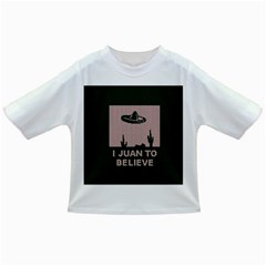 I Juan To Believe Ugly Holiday Christmas Green background Infant/Toddler T-Shirts