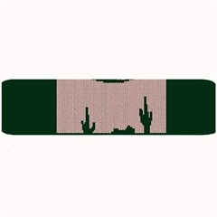 I Juan To Believe Ugly Holiday Christmas Green background Large Bar Mats