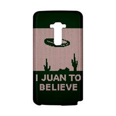 I Juan To Believe Ugly Holiday Christmas Green background LG G Flex
