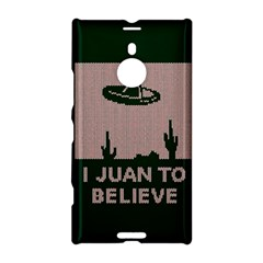 I Juan To Believe Ugly Holiday Christmas Green background Nokia Lumia 1520
