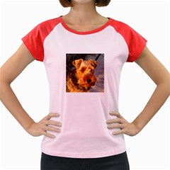 Welch Terrier Women s Cap Sleeve T-Shirt