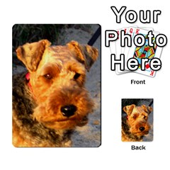 Welch Terrier Multi-purpose Cards (Rectangle)