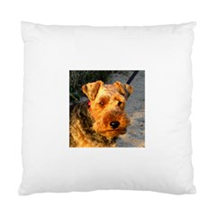 Welch Terrier Standard Cushion Case (Two Sides)