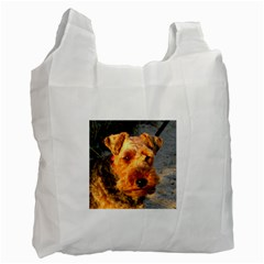 Welch Terrier Recycle Bag (One Side)