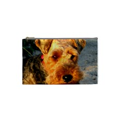 Welch Terrier Cosmetic Bag (Small)