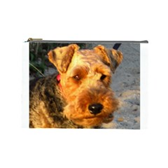 Welch Terrier Cosmetic Bag (Large)
