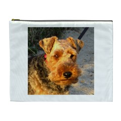 Welch Terrier Cosmetic Bag (XL)