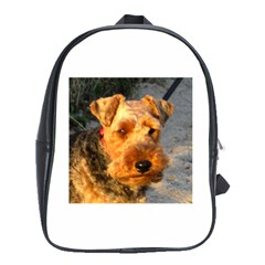 Welch Terrier School Bags(Large)