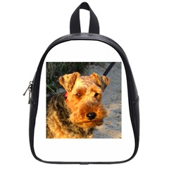 Welch Terrier School Bags (Small)