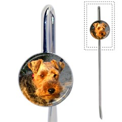 Welch Terrier Book Mark