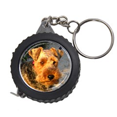 Welch Terrier Measuring Tapes