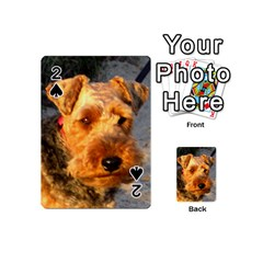 Welch Terrier Playing Cards 54 (Mini)