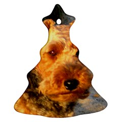 Welch Terrier Ornament (Christmas Tree)