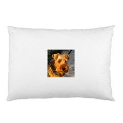 Welch Terrier Pillow Case (Two Sides)