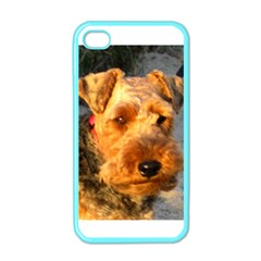 Welch Terrier Apple iPhone 4 Case (Color)