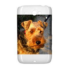 Welch Terrier HTC ChaCha / HTC Status Hardshell Case