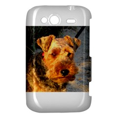 Welch Terrier HTC Wildfire S A510e Hardshell Case