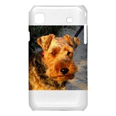 Welch Terrier Samsung Galaxy S i9008 Hardshell Case