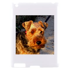 Welch Terrier Apple iPad 2 Hardshell Case (Compatible with Smart Cover)