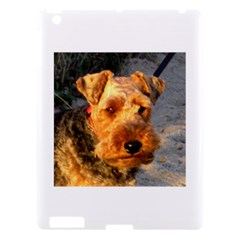Welch Terrier Apple iPad 3/4 Hardshell Case