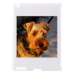 Welch Terrier Apple iPad 3/4 Hardshell Case (Compatible with Smart Cover)