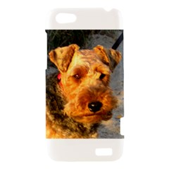 Welch Terrier HTC One V Hardshell Case