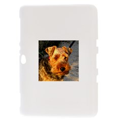 Welch Terrier Samsung Galaxy Tab 8.9  P7300 Hardshell Case