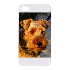 Welch Terrier Apple iPhone 4/4S Premium Hardshell Case