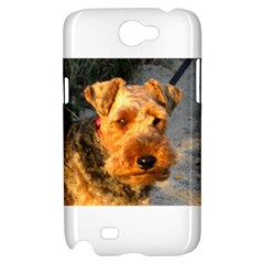 Welch Terrier Samsung Galaxy Note 2 Hardshell Case