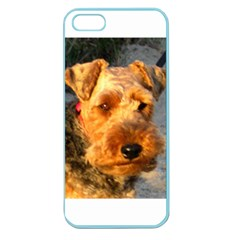 Welch Terrier Apple Seamless iPhone 5 Case (Color)