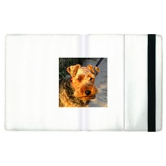 Welch Terrier Apple iPad 3/4 Flip Case