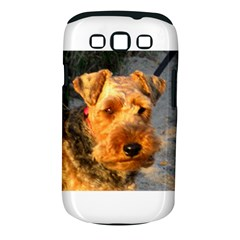 Welch Terrier Samsung Galaxy S III Classic Hardshell Case (PC+Silicone)