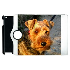 Welch Terrier Apple iPad 3/4 Flip 360 Case