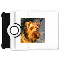 Welch Terrier Kindle Fire HD Flip 360 Case