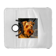 Welch Terrier Samsung Galaxy S  III Flip 360 Case