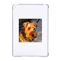 Welch Terrier Apple iPad Mini Hardshell Case (Compatible with Smart Cover)