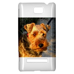 Welch Terrier HTC 8S Hardshell Case