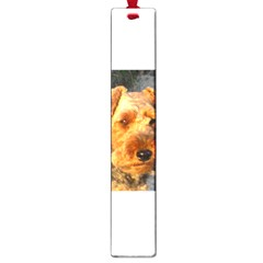 Welch Terrier Large Book Marks