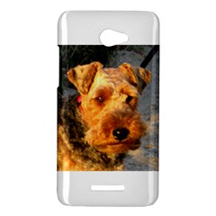 Welch Terrier HTC Butterfly X920E Hardshell Case