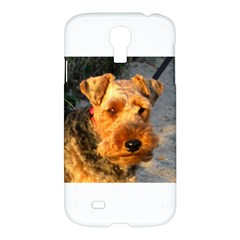 Welch Terrier Samsung Galaxy S4 I9500/I9505 Hardshell Case